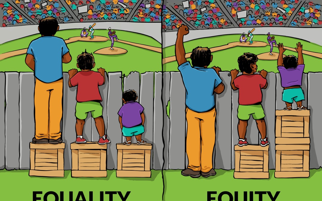 Equality v. equity: What is the difference?