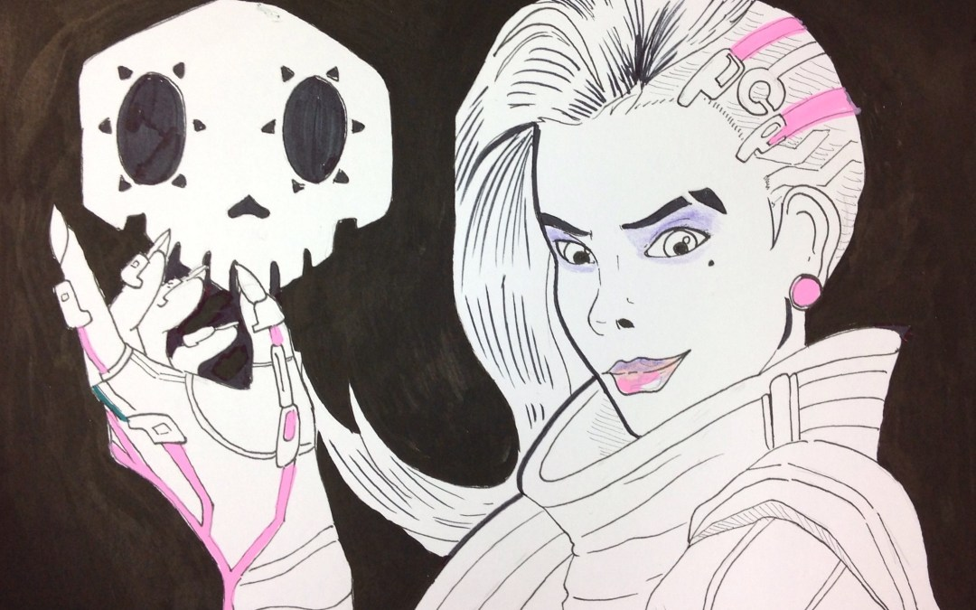 ¿Quien es Sombra? – The significance of a video game character