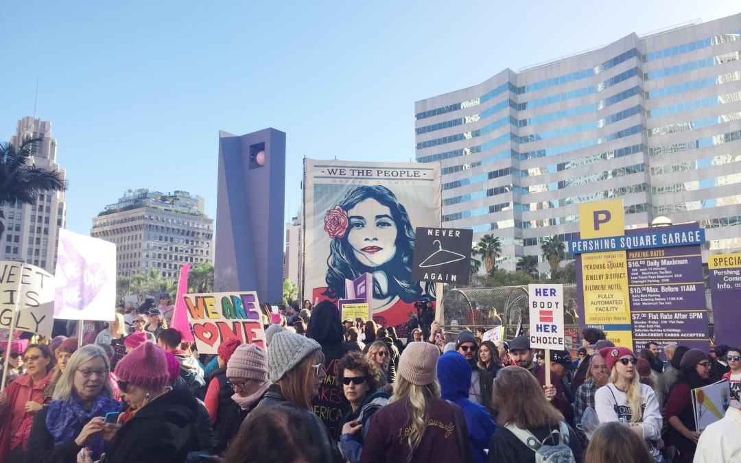 The Los Angeles Women's March revived my faith in people