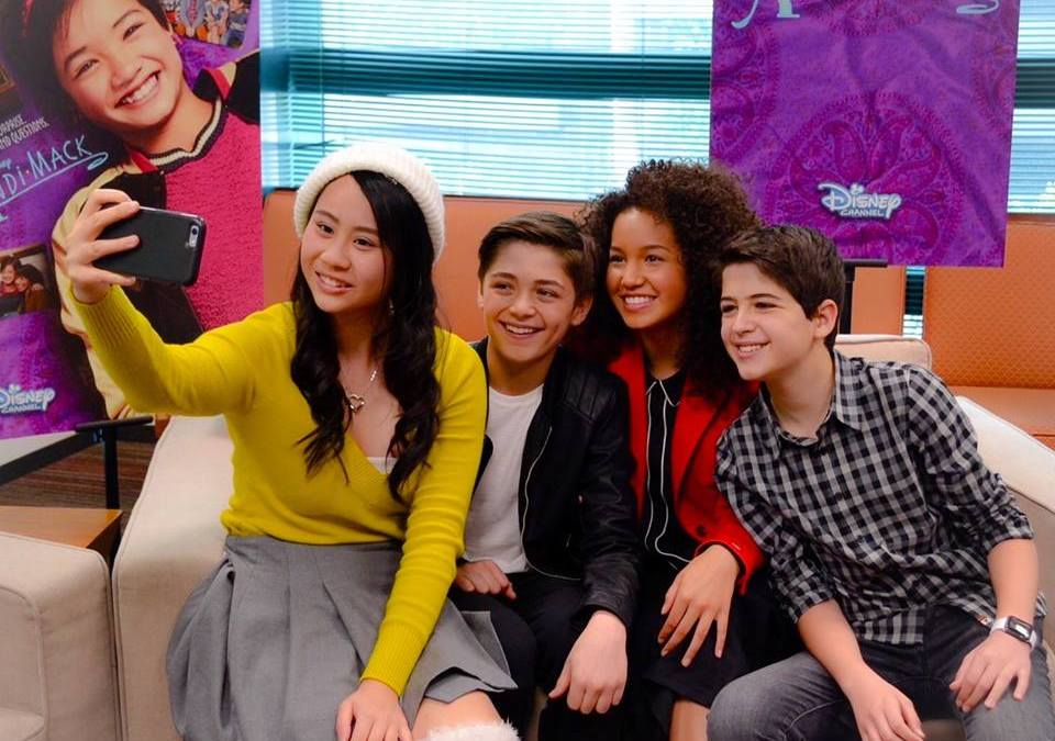 Meet the kids of Disney Channel's new show, 'Andi Mack'