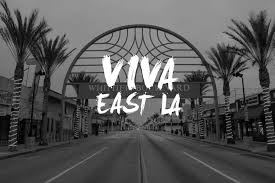The identity of a Latina in the community of East L.A.