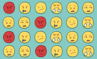 'Bad' emotions are good too