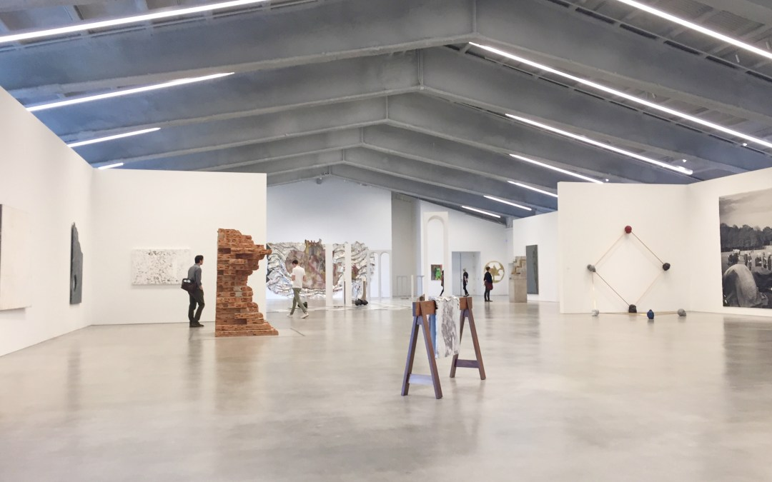 A look inside the Marciano Art Foundation, L.A.'s newest art museum