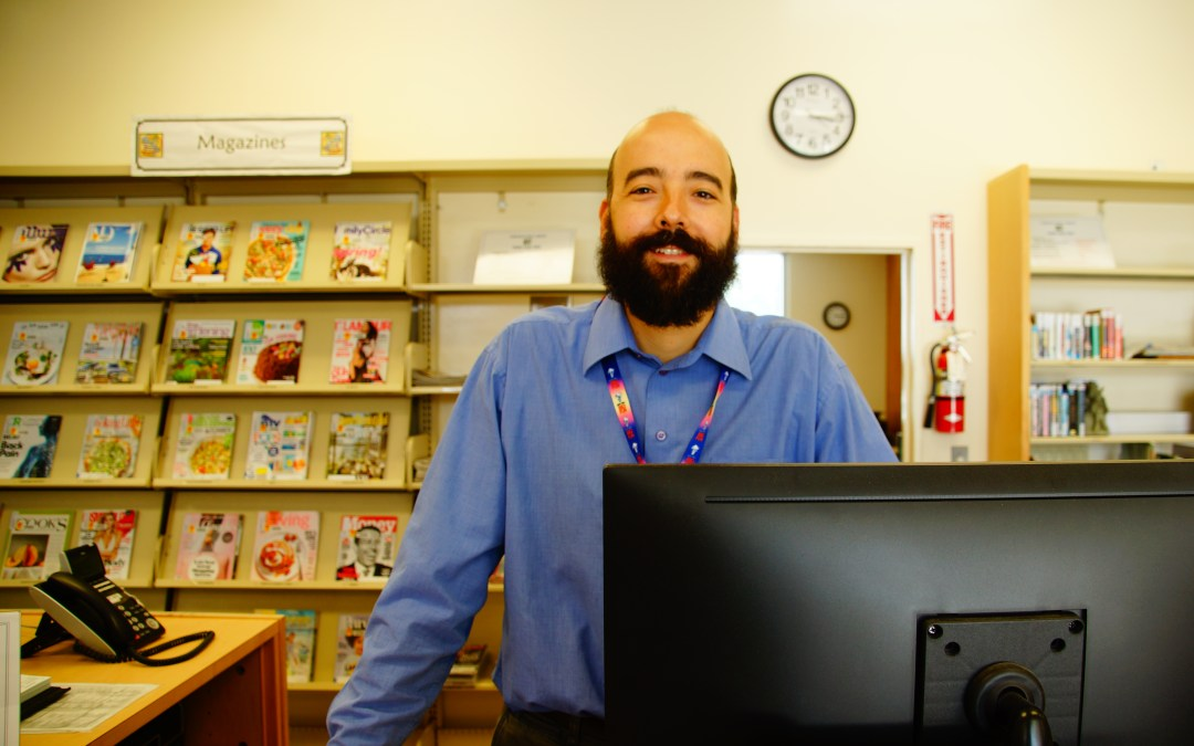 Unsung Heroes: Matthew Moses the librarian