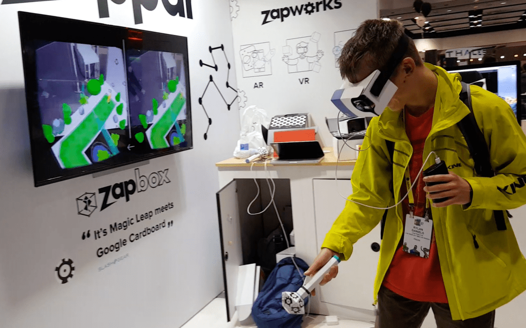 Review: Zapbox is affordable AR for everyone