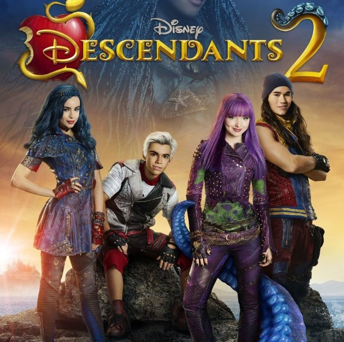 Interview with Dianne Doan and Brenna D'Amico from Disney's 'Descendants 2'