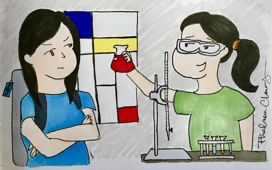 How about both?: Insight into the STEM vs. humanities debate