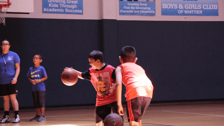 Students receive fast-track sports education
