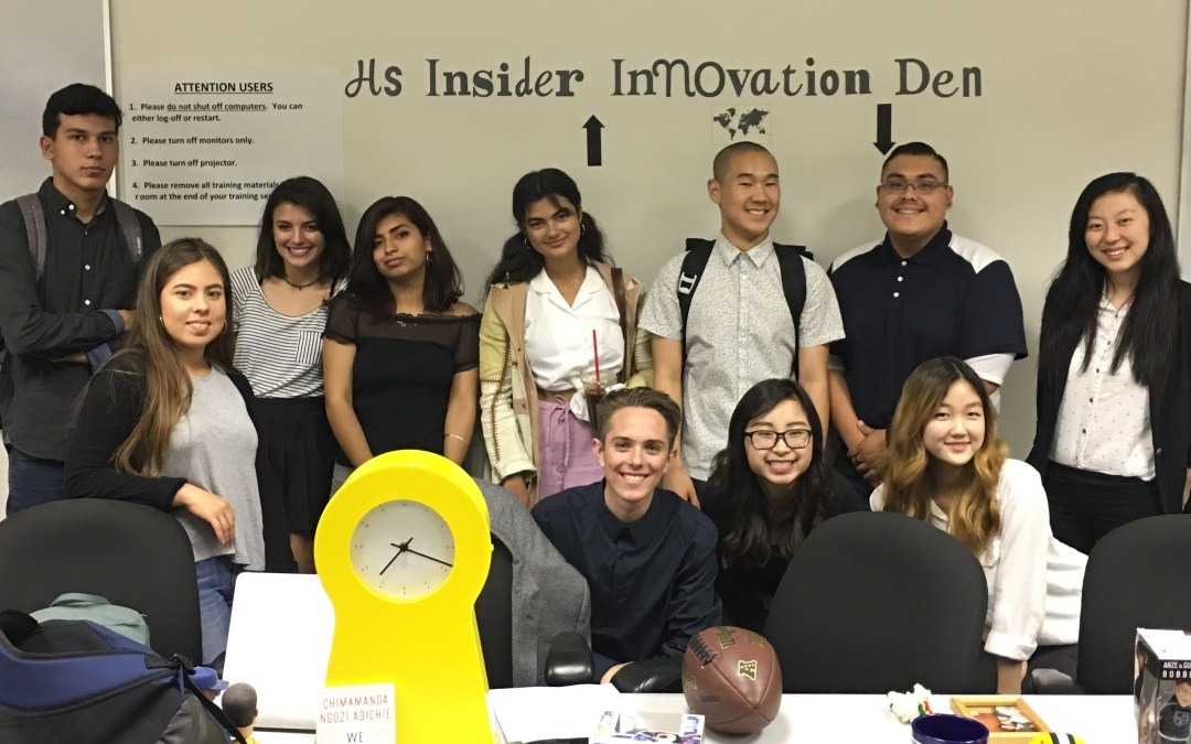 What did we do this summer? An internship revisited