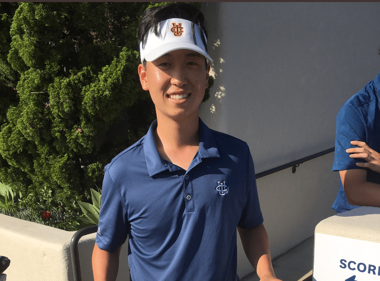 Golden Valley Grizzly alum Jonathan Kang strives for success
