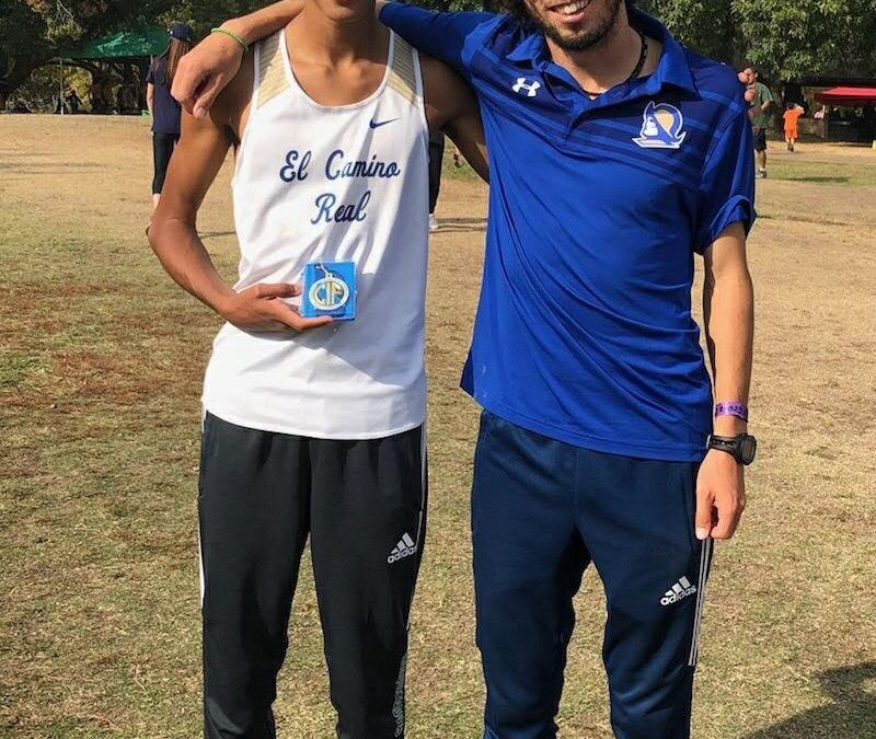 Cross Country makes history, sets historic pace as Hazell captures State title