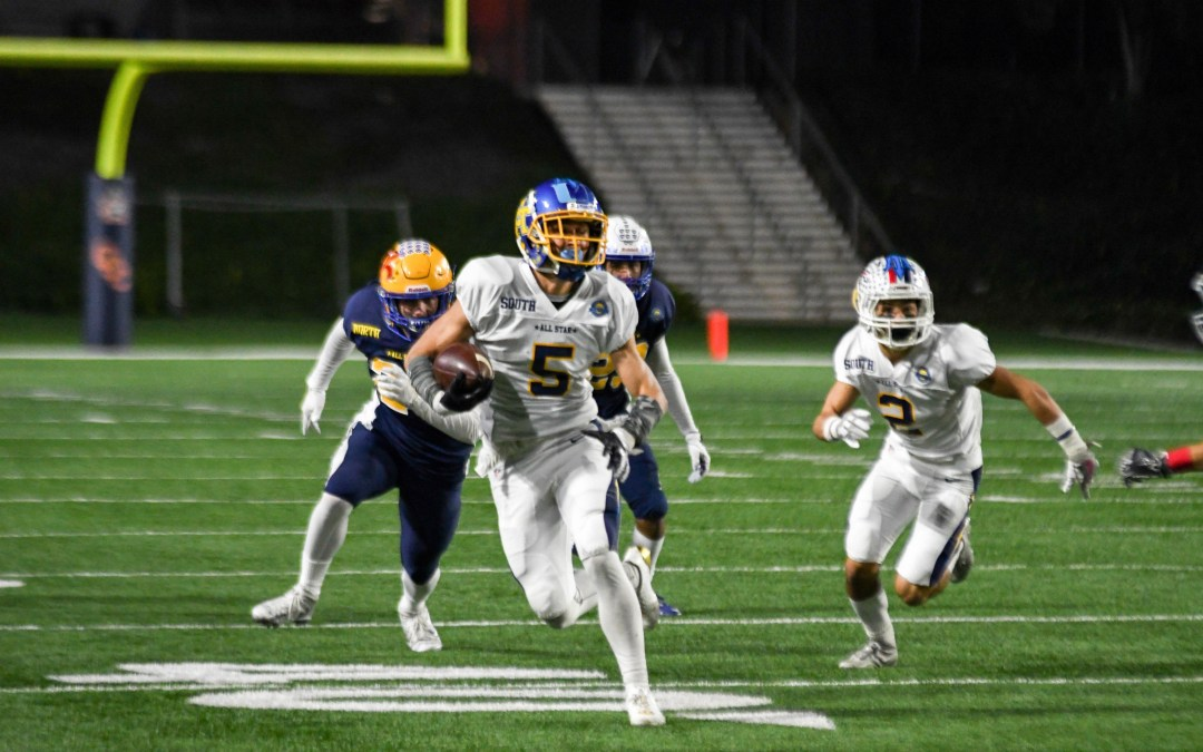 South prevails against North in Chargers 59th Annual Orange County All-Star Classic