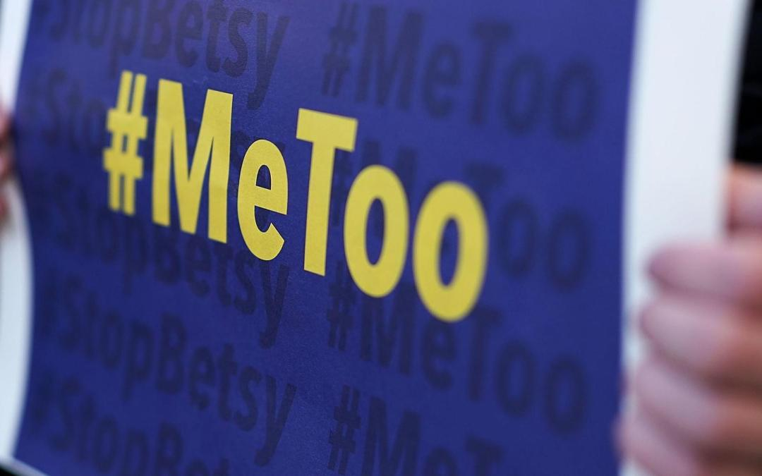 Opinion: The #MeToo movement needs to reach these industries