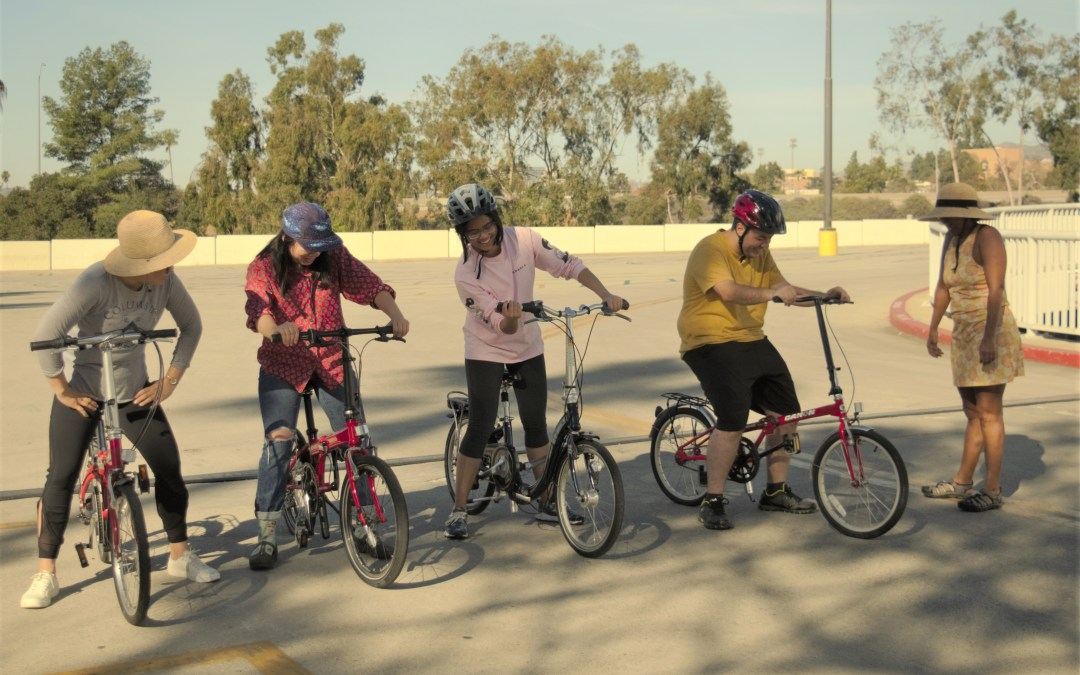 Cycling toward new beginnings: CICLE delivers adults to biking enlightenment one pedal at a time