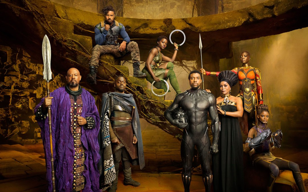 'Black Panther' Movie Review