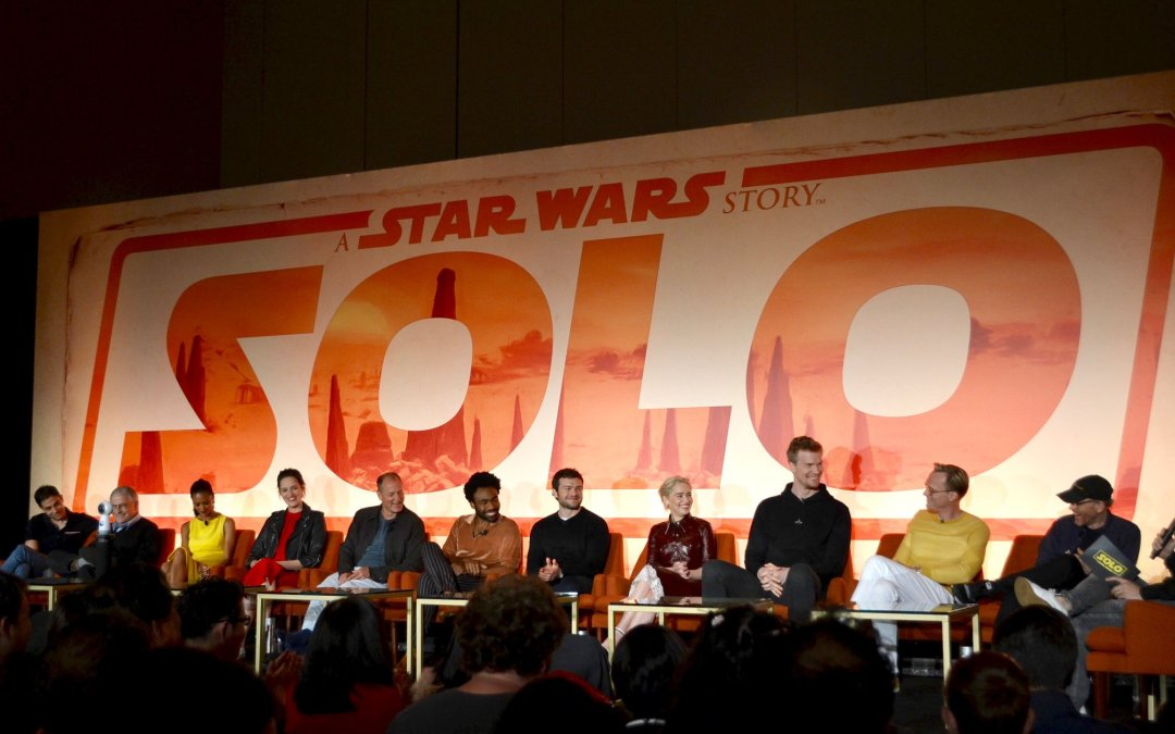 Six things we learned at the 'Solo: A Star Wars Story' Press Conference
