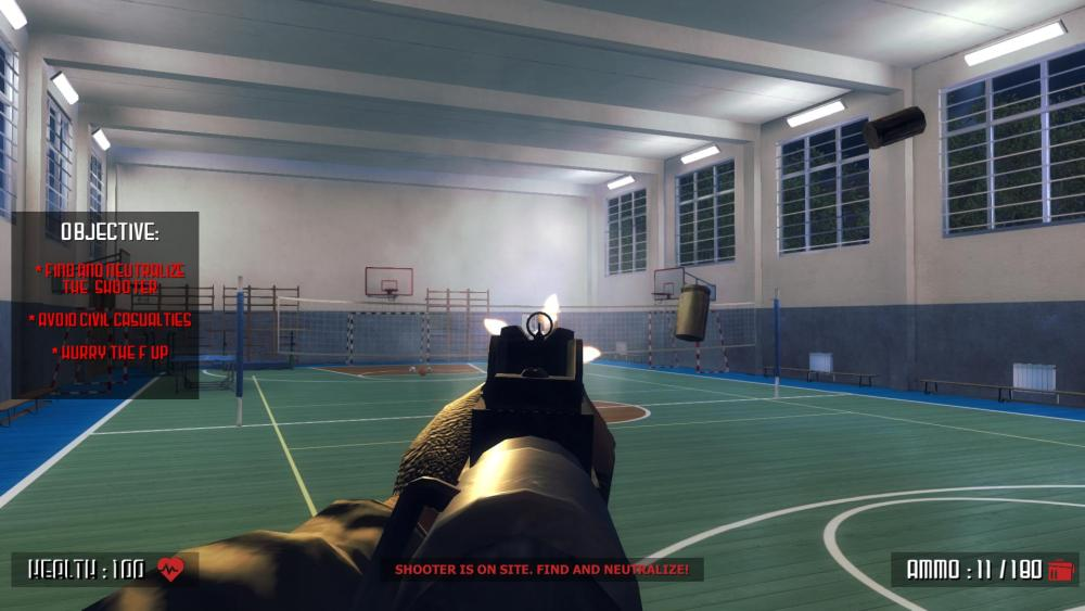 'Active Shooter' — Video Game Sparks National Outrage