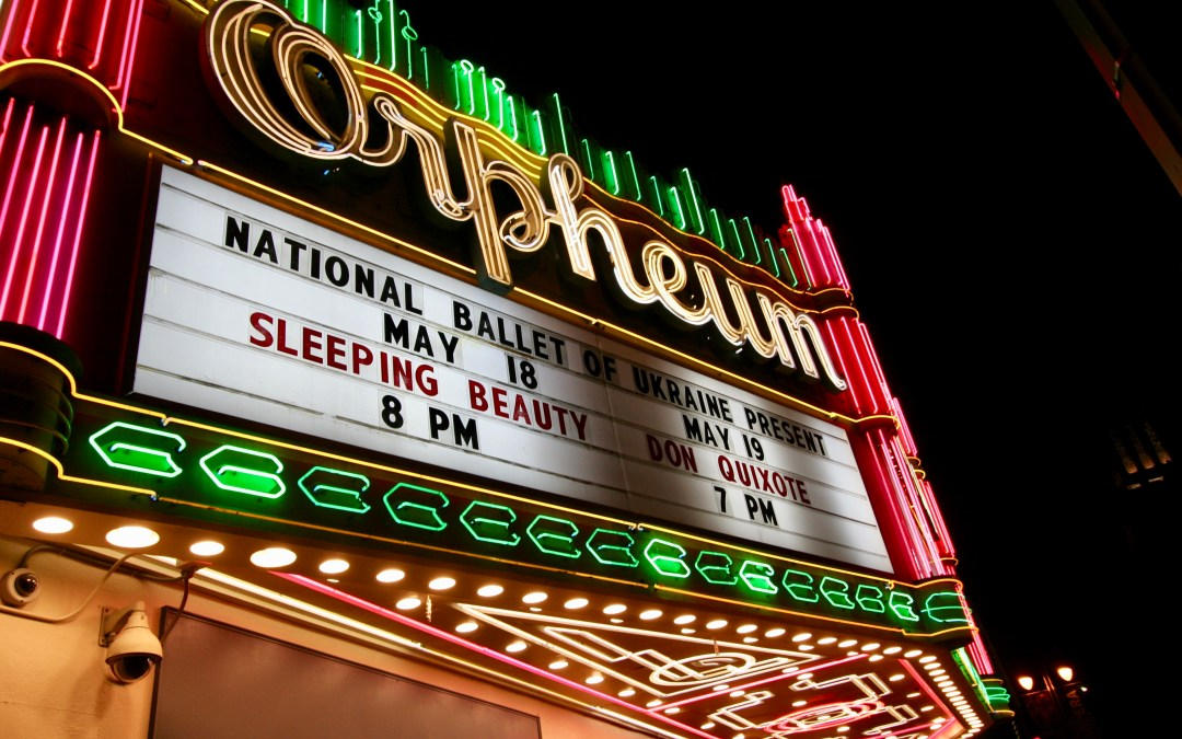 Op-Ed: A Remaining Landmark of the 1920s: The LA Orpheum Theatre
