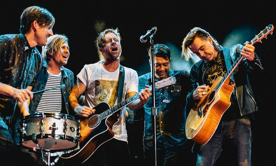 Life is Short, Live it Well — Music and Switchfoot