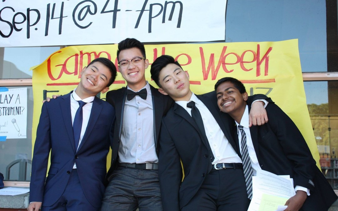 Finding their voice: Speech and Debate empowers youth