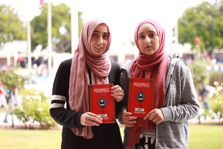 FVHS students petition to remove graphic novel 'Persepolis' from school curriculum