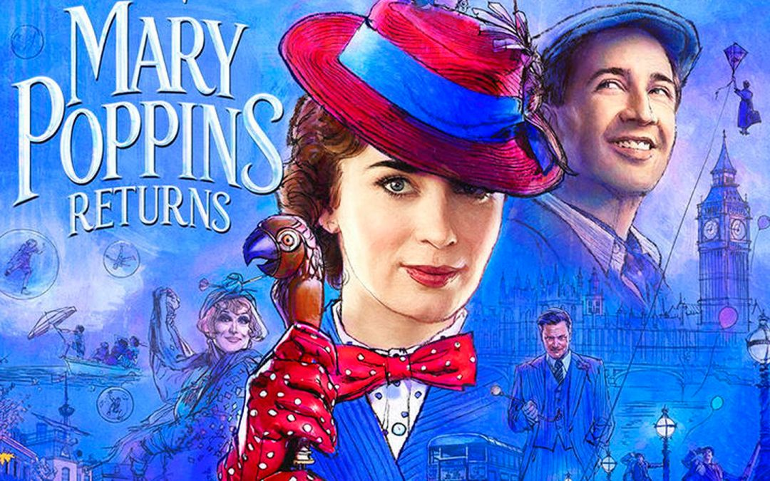 Review: 'Mary Poppins Returns' in the most delightful way