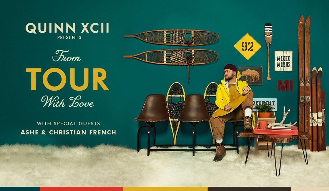 Quinn XCII reveals why you've never heard anything like 'From Michigan with Love'