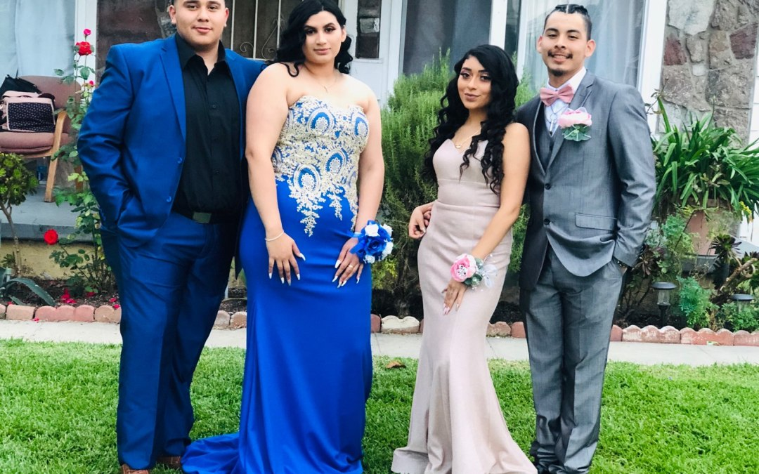 Opinion: A big prom day — music, food and friends