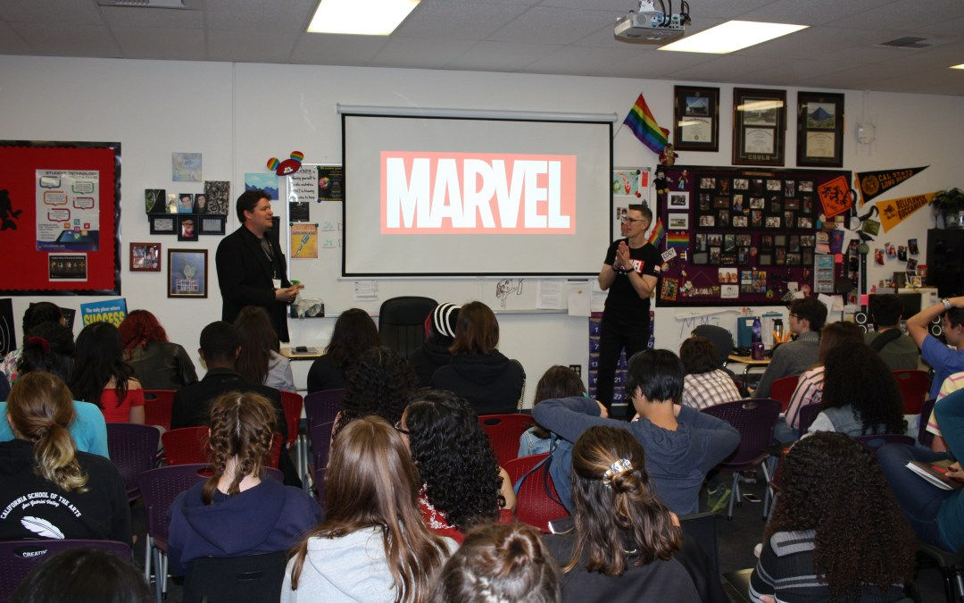 Hollywood comes to Duarte: Industry Pros inspire future filmmakers at California School of the Arts – San Gabriel Valley's first Film and Television Conference