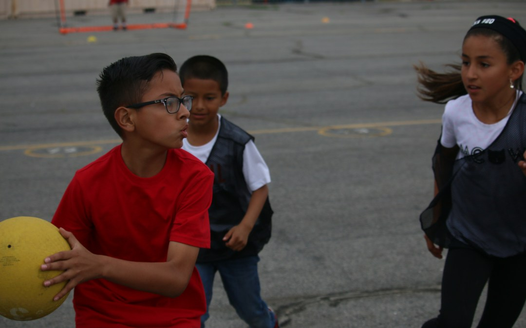 Olympic Day encourages youth physical activity