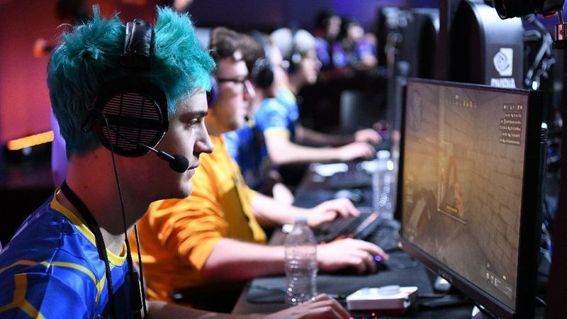 Esports can be the next big entertainment industry