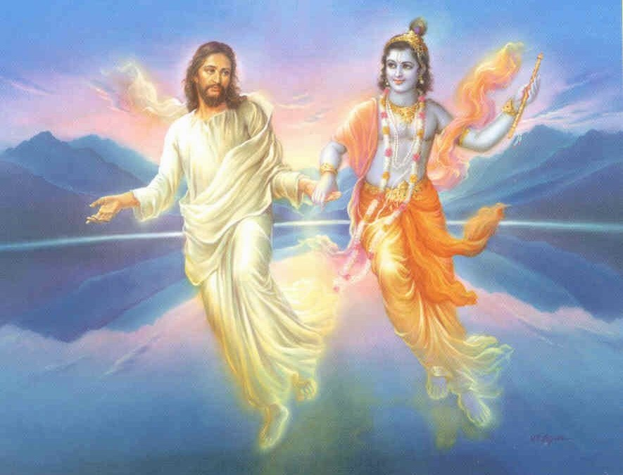 A common thread between Hinduism, Christianity and ancient Greece?
