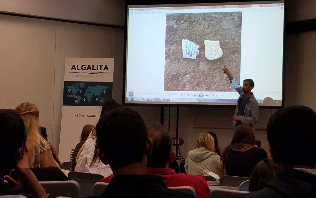 Youth unite against plastic pollution at Algalita's Youth Innovation Forum