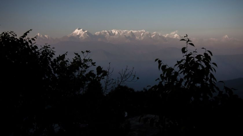 Melting glaciers in the Himalaya show long-term damages for its future