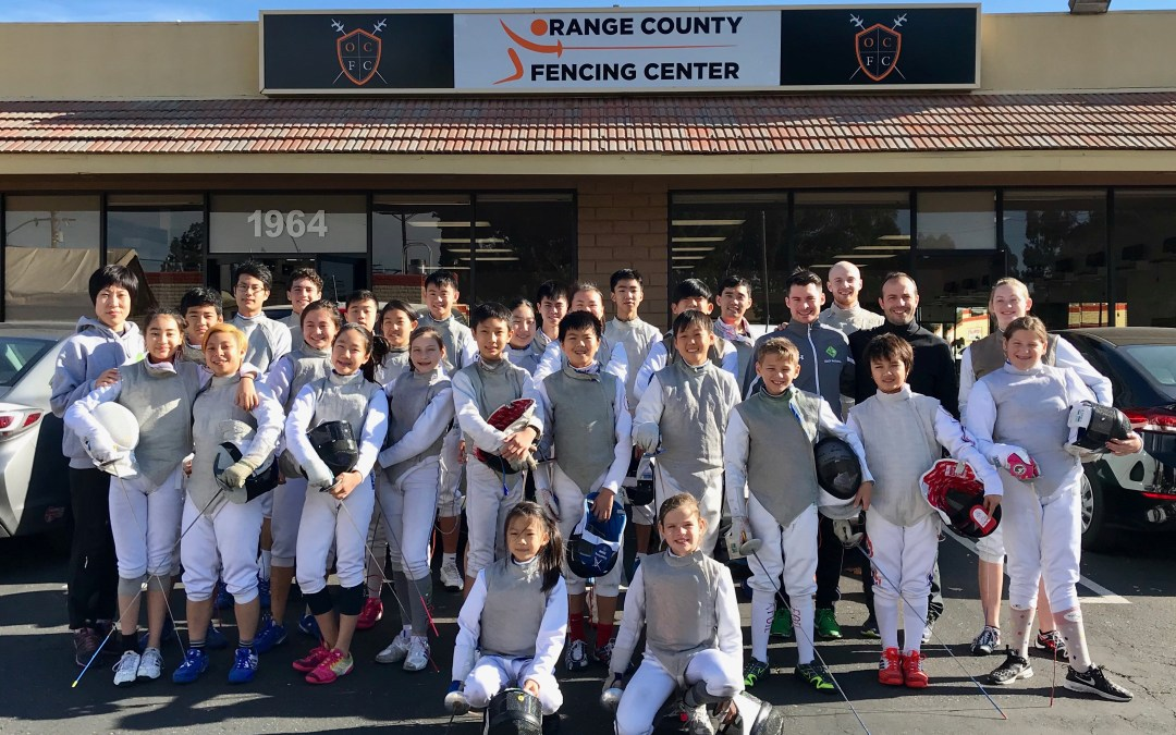 Opinion: Fencing is more than a sport to me