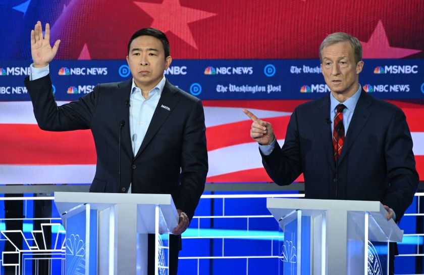 Opinion: Andrew Yang is the presidential candidate you should consider