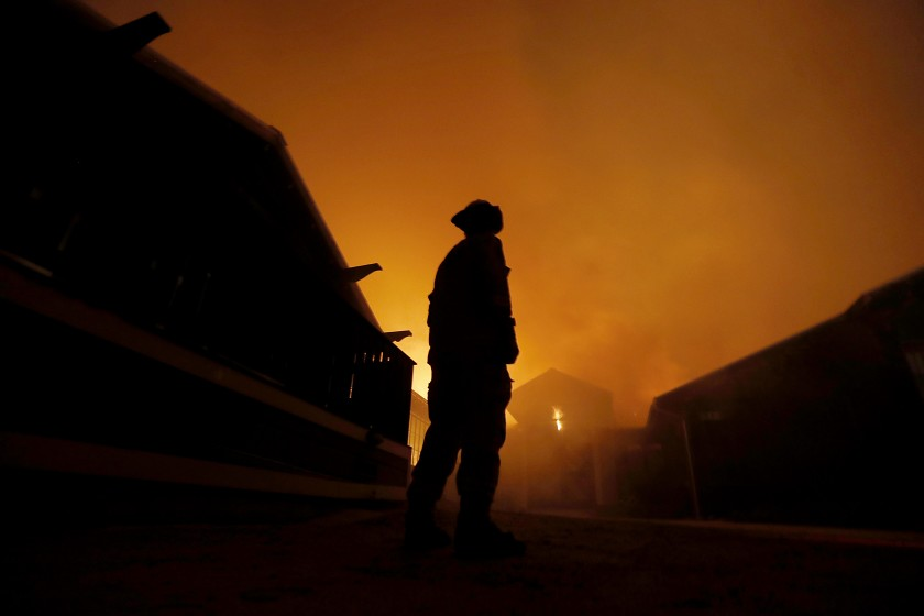 Opinion: California is not ready for fires