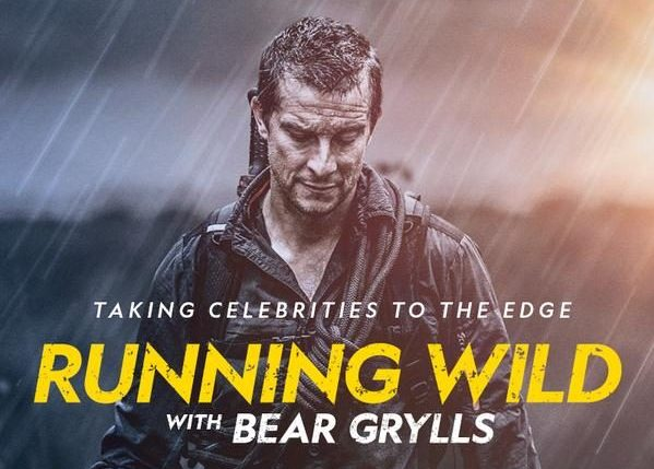 Q&A with Bear Grylls from National Geographic's 'Running Wild'