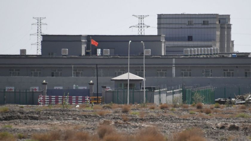 Opinion: The U.S. should do more to stop China's reeducation camps