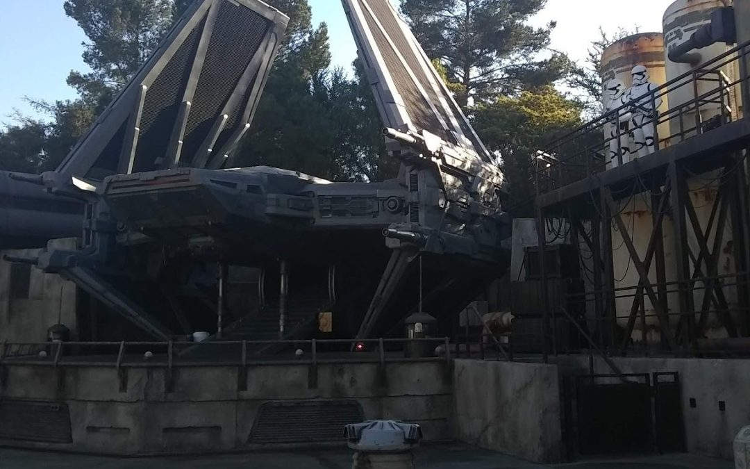 Opinion: My experience taking a Disney tour with an engineer