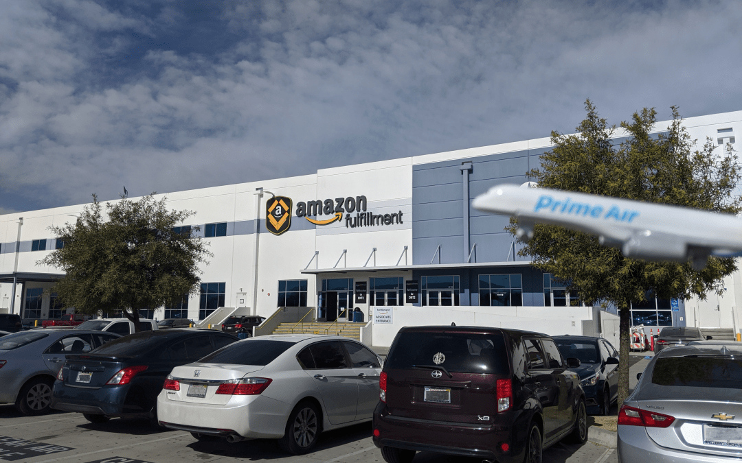 The Amazon Fulfillment Center Tour allows Prime members an insight to Amazon's delivery system