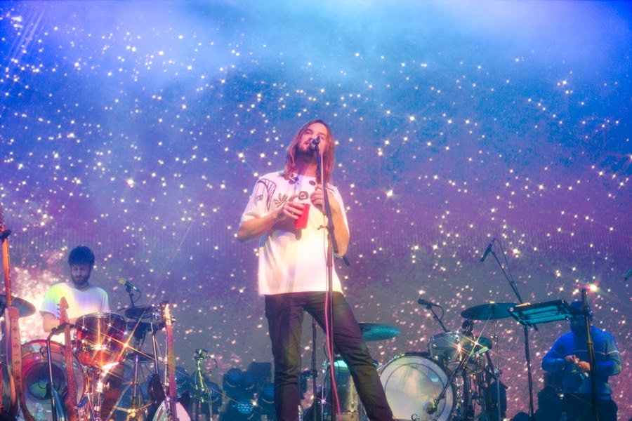 Review: Tame Impala bids the world farewell on the Slow Rush Tour