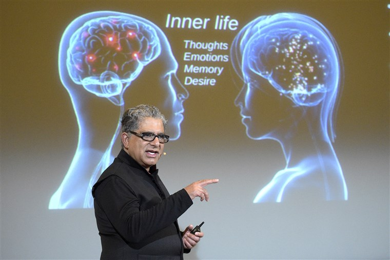 Deepak Chopra explains how you can attract the life and world you desire today