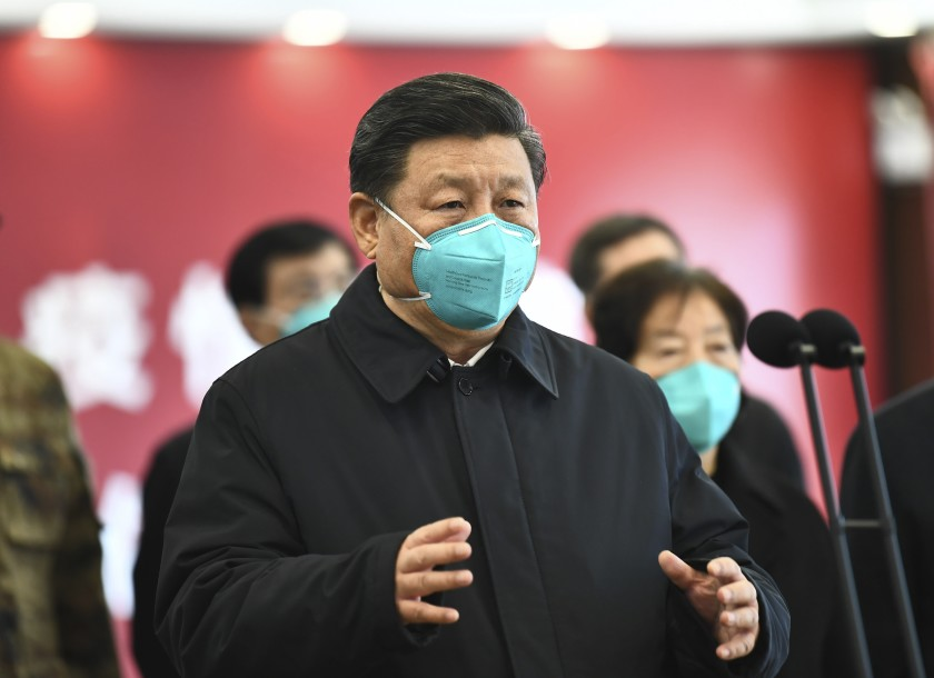 Opinion: China's false reports are hurting the fight against coronavirus