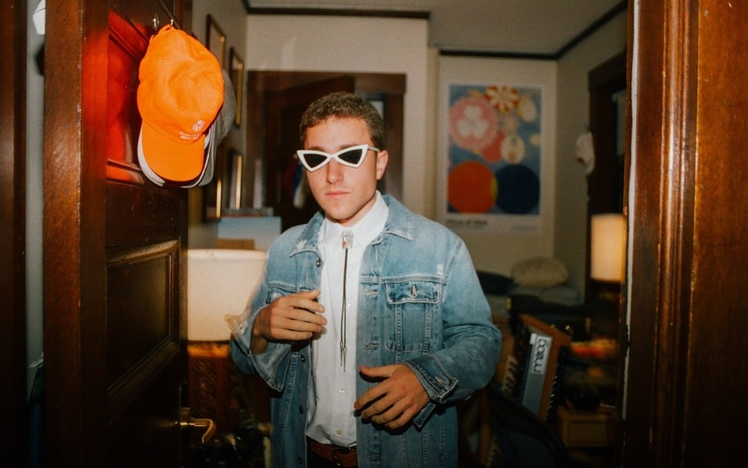 Review: Indie artist Austin Weber releases demo 'I'll Be Fine' with a psychedelic twist