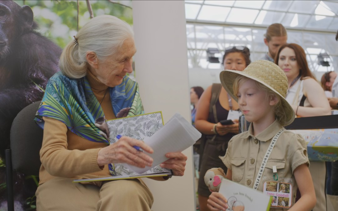 National Geographic documentary 'Jane Goodall: The Hope' aims to empowers youth