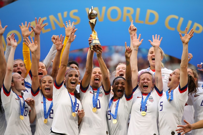 Opinion: Women athletes should get treated equally