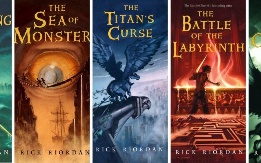 Opinion: How rereading the 'Percy Jackson' books made my quarantine easier