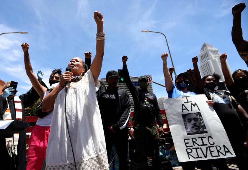 Opinion: When the color of your skin makes you a target, the system needs change
