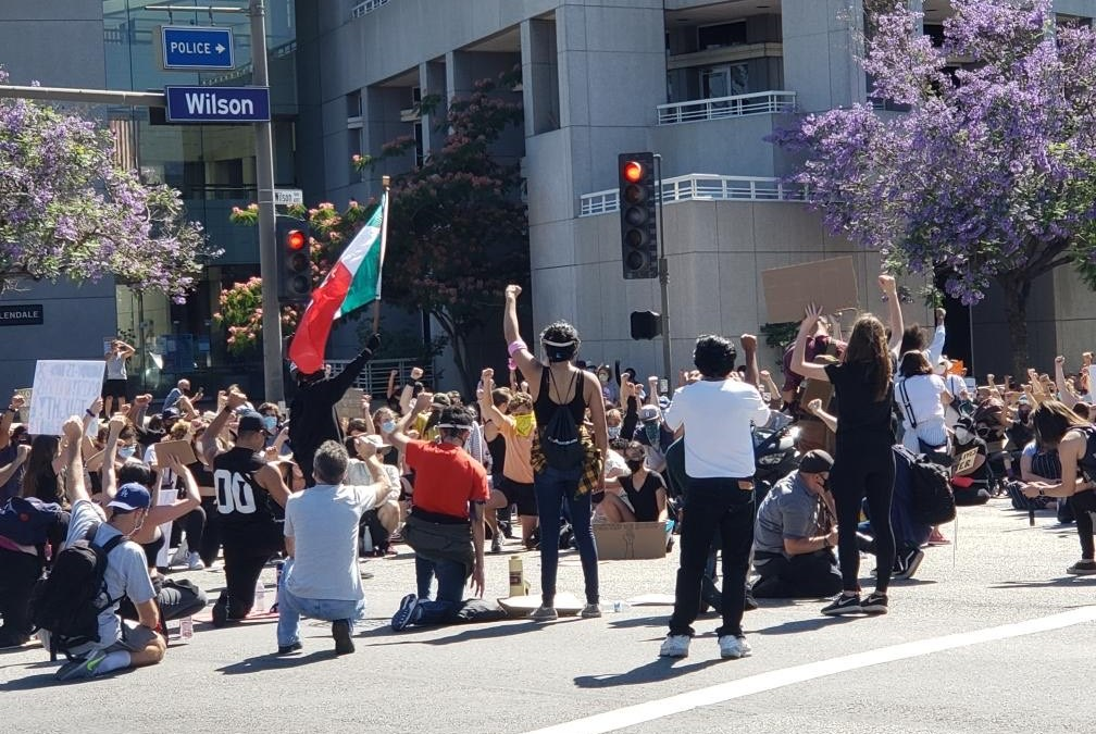 Column: Guts, glory and demanding change — organizing a protest in the midst of a changing U.S.